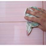Советы, как отмыть кафель в ванной