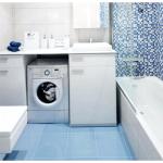 Особенности дизайна ванной комнаты в панельке