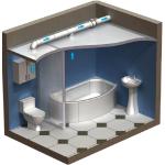 Что такое принудительная вентиляция и зачем она нужна в ванной комнате?