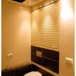 Как применять роллеты в ванной и туалете