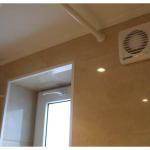 Выбираем вытяжной вентилятор в ванную комнату