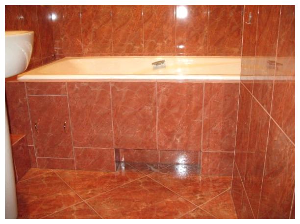 Как лучше сделать плитку в ванной