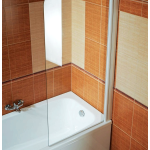 Стоит ли покупать текстильные шторы в ванную?