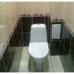 Сделаем ремонт в туалете своими силами