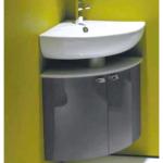 Советы по подбору угловых шкафов в ванную