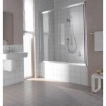 Раздвижные шторки для ванной: особенности и преимущества конструкции