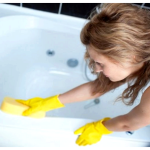 Несколько способов как избавиться от ржавчины в ванной