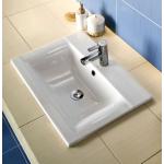 Врезные раковины для ванной: особенности и правильный выбор