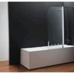 Стильные аксессуары для ванной: подбираем пластиковые шторы