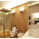 Плюсы и минусы стеновых панелей в качестве отделки стен ванной комнаты