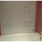 Просто и со вкусом: отделка ванной комнаты пластиковыми панелями