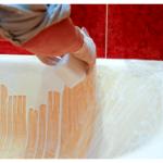 Вторая жизнь чугунной ванны: реставрация