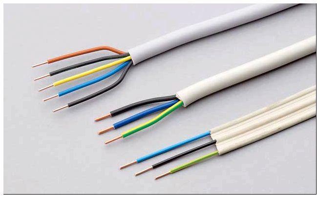Выбор проводов для проводки в квартире