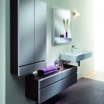 Обустраиваем небольшую ванную комнату современной сантехникой