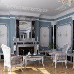 Отличительные особенности классического стиля дизайна квартиры