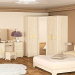 Как расположить мебель в спальной комнате