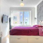 Секреты оформления маленьких спален