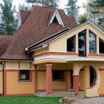 7 идей, из чего и как сделать крышу в частном доме