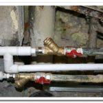 Как самостоятельно заменить водопровод и канализацию