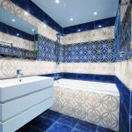 Выбор материала для отделки ванной
