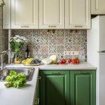 Расширяем пространство в кухне