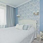 Добавляем романтики в спальный интерьер