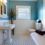5 бюджетных вариантов отделки стен в ванной