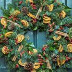 5 зон для новогоднего украшения дома