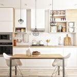 На что следует обратить внимание при оформлении современной кухни