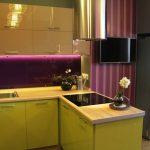 Подбираем цветовую гамму для дизайна кухни