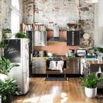 Как придать интерьеру стилистику лофта в маленькой квартире