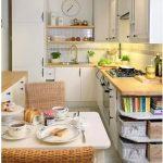 Детали интерьера на кухне, делающие его более дешевым