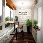 Как правильно обустроить балкон или лоджию