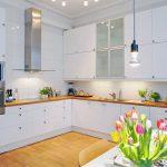 Выбираем цветовое решение для кухни