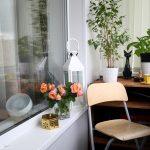 Оформляем небольшой балкон