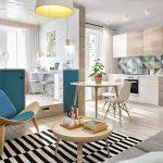 Оформляем маленькую квартиру стильно и функционально