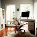 Организовываем удобное рабочее место дома