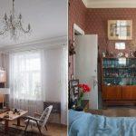 Преображаем советский ремонт в квартире