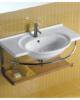 Полочки в ванной комнате: как выбрать, или как сделать своими руками?